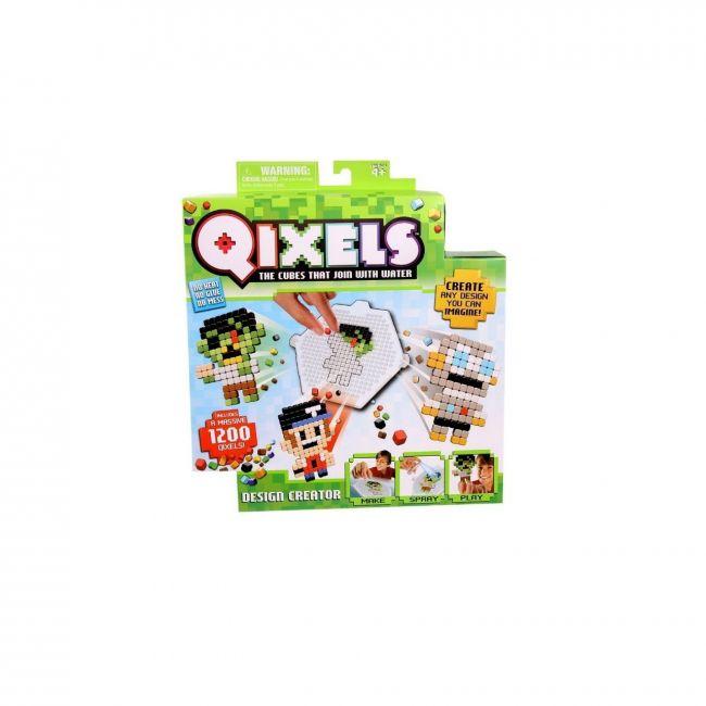 Qixels - S 1 Design Creator