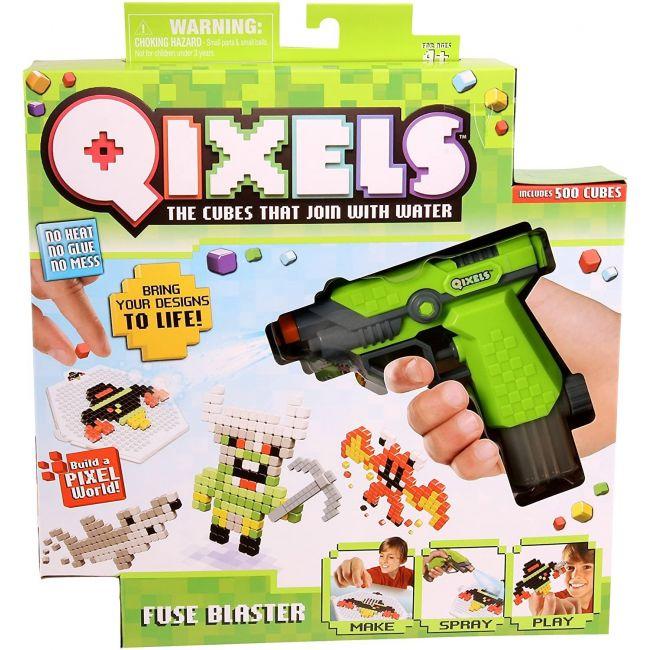 Qixels - S 1 Fuse Blaster