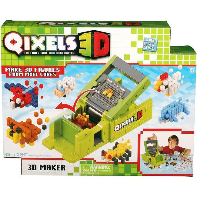 Qixels - S3 3 D Refill Pack Master