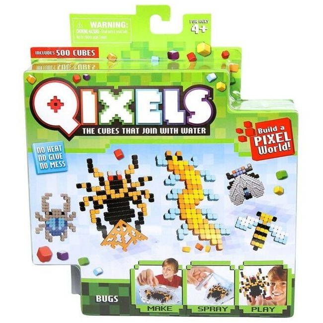 Qixels - Themed Refill Pack Bugs