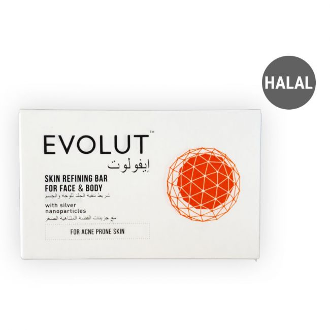 Evolut - Antibacterial Soap with Silver Nanoparticles