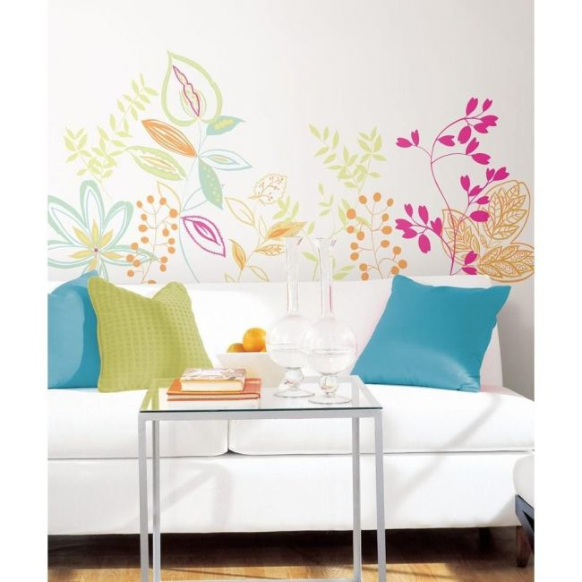 RoomMates Riviera Peel & Stick Giant Wall Decal