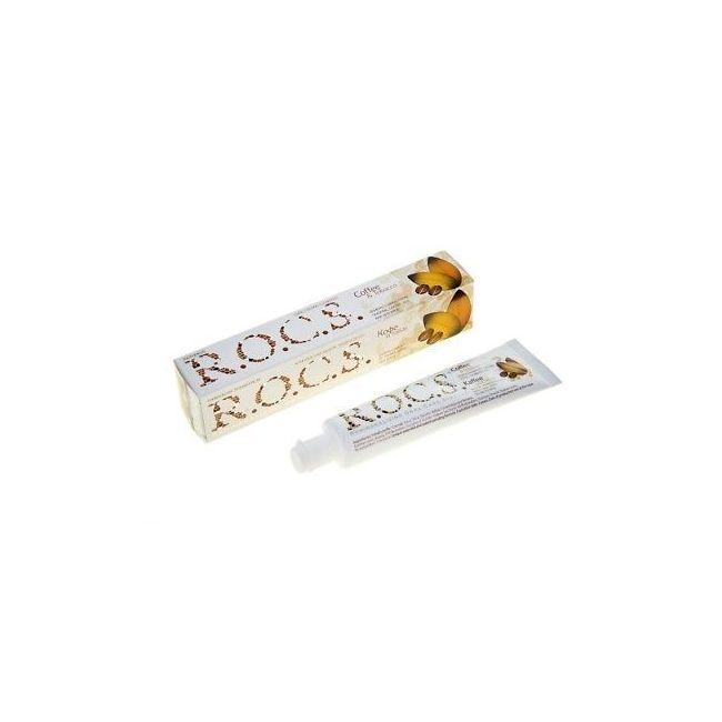 ROCS Coffee & Tobacco Toothpaste