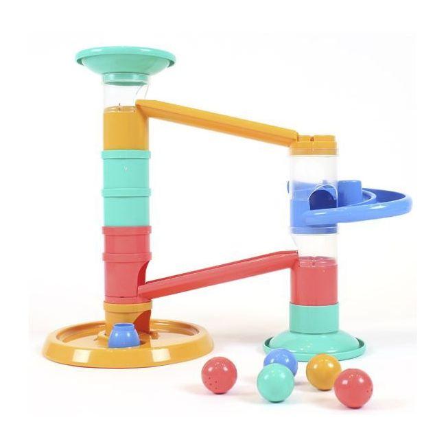 Eureka Kids Rolling Balls Marble Run Toy