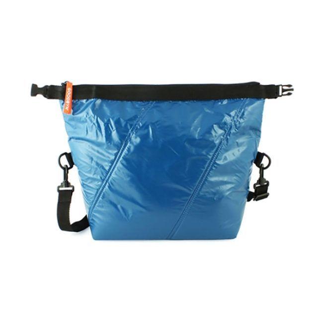 Roll Top Bag Dark Blue