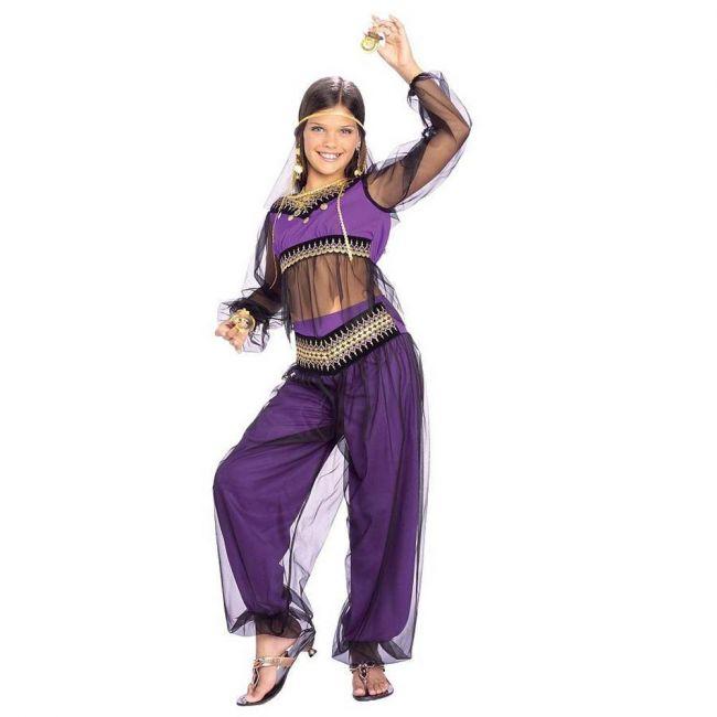 Rubie's - Around The World Girls Harem Princess Costume