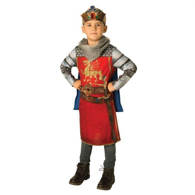 Rubie's - Historical Anglo Saxons King Arthur Costume