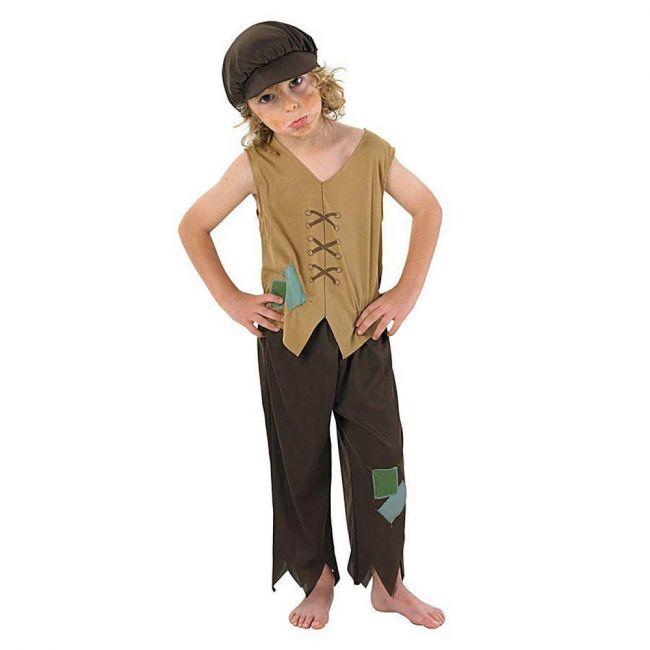 Rubie's - Historical Victorian Urchin Costume