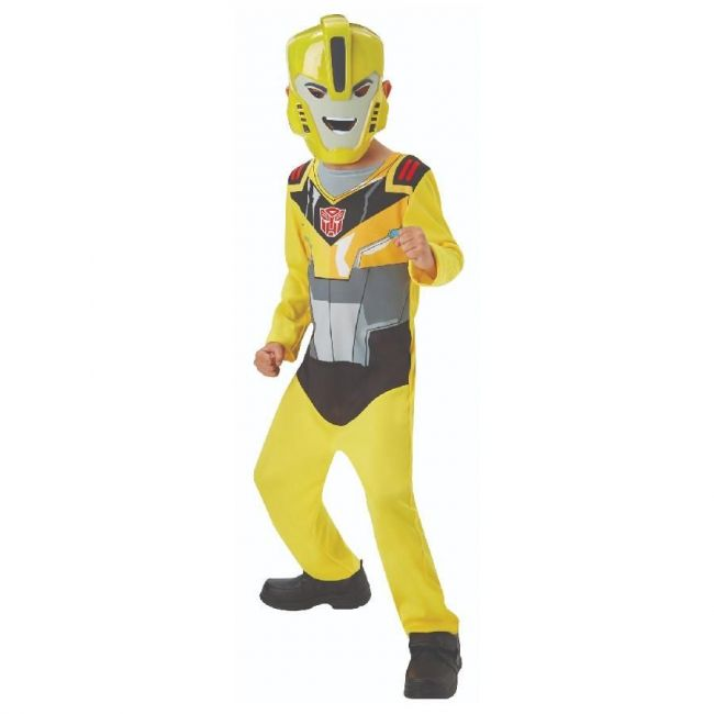 Rubies - Transformers Bumble Bee Action Suit