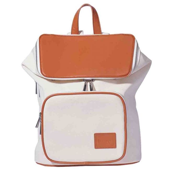 Emerald Cat - Fashion Backpack - Brown