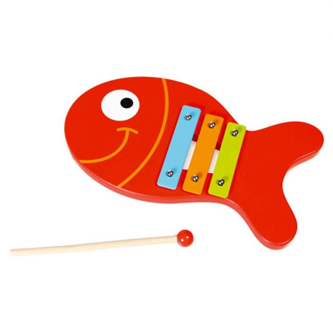 Scratch Europe Xylophone Fish