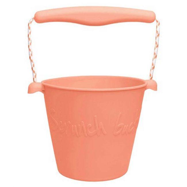 Scrunch - Bucket - Coral