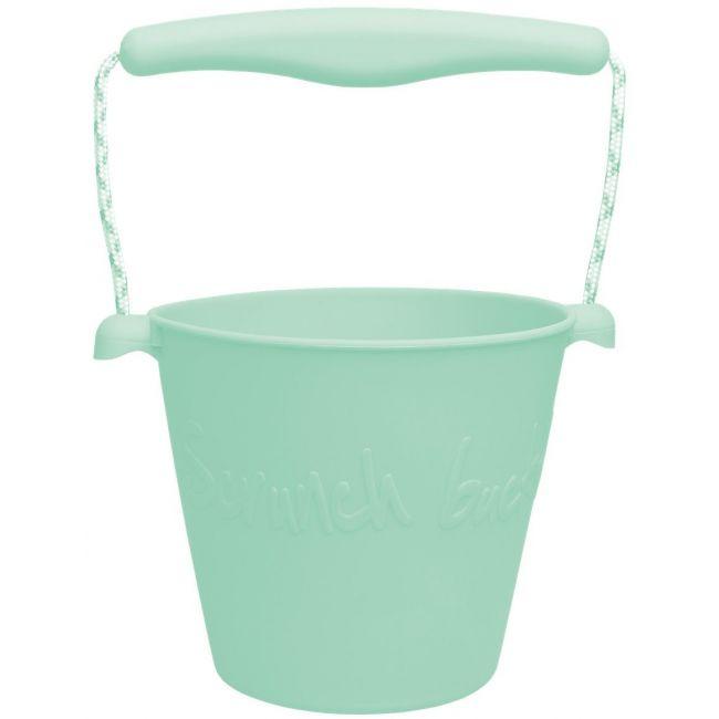 Scrunch Bucket - Dusty Light Green, 1.5L