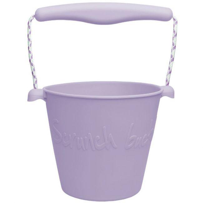 Scrunch - Bucket - Dusty Light Purple