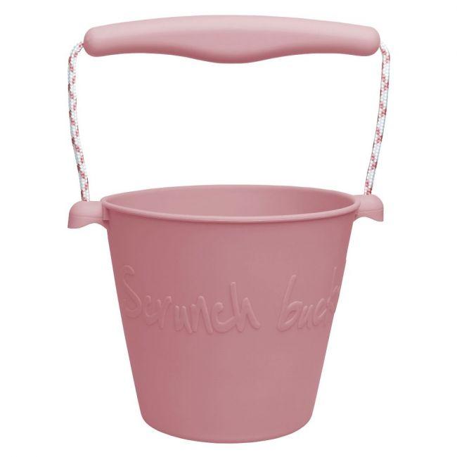 Scrunch Bucket - Dusty Rose, 1.5L