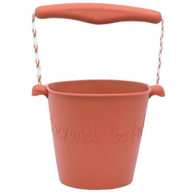 Scrunch - Bucket - Rust