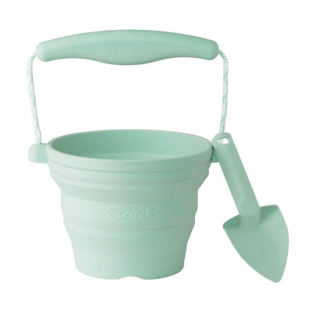 Scrunch - Seedling Pots - Dusty Light Green
