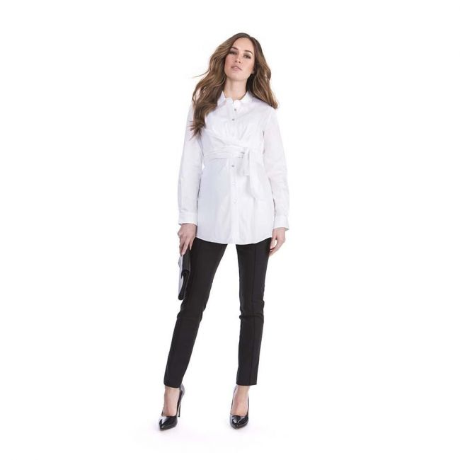 Seraphine Bronwen Wrap Around Shirt