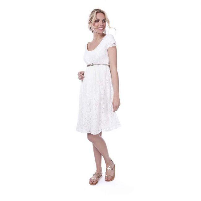 Seraphine Rona Short Lace Dress