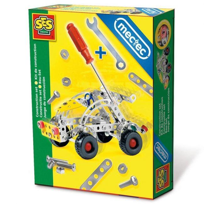 Ses Children's Construction Car Set