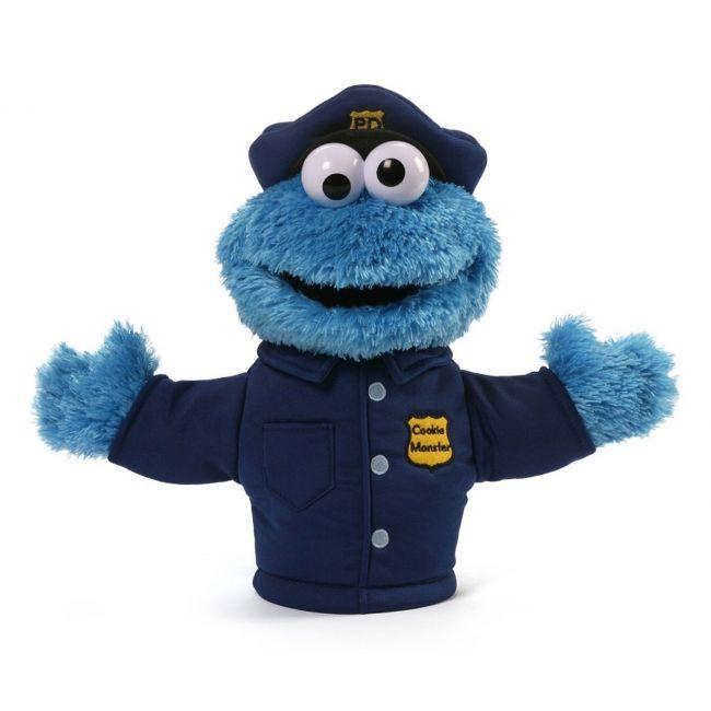 Sesame Street - Cookie Police Man Hp