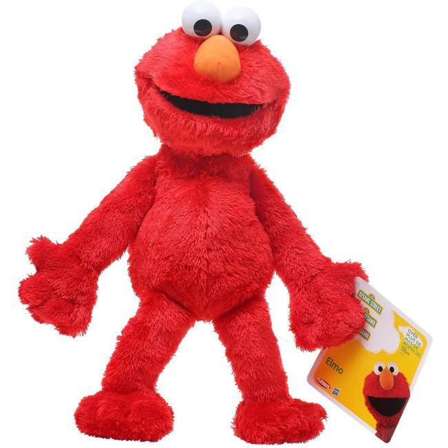 Sesame Street - Jumbo Elmo Plush