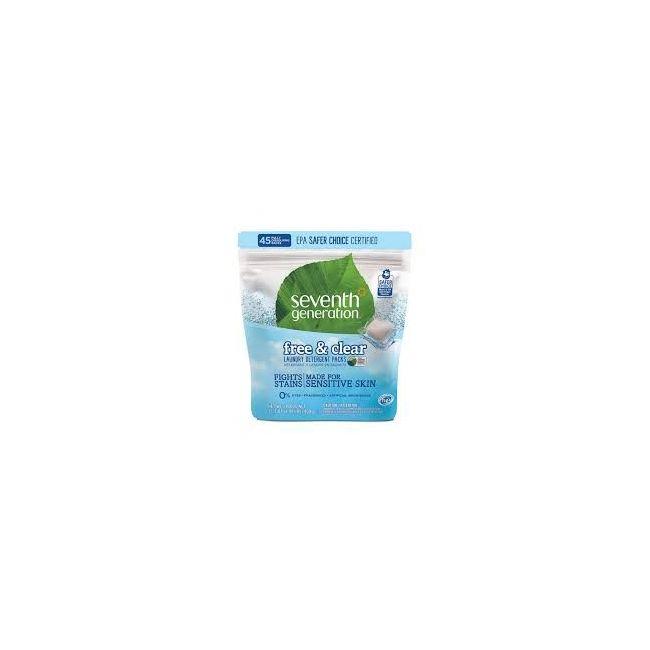 Seventh Generation Laundry detergent packs - 900g