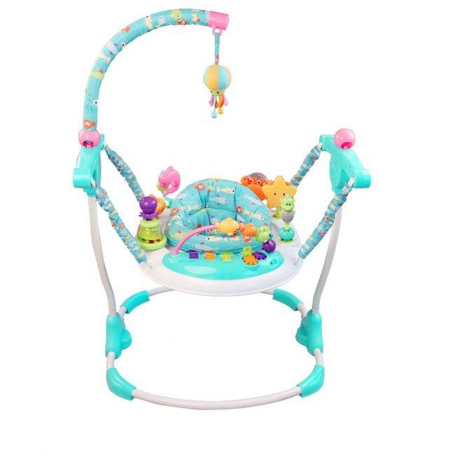 Spuddies - Baby Oceanworld Jumper