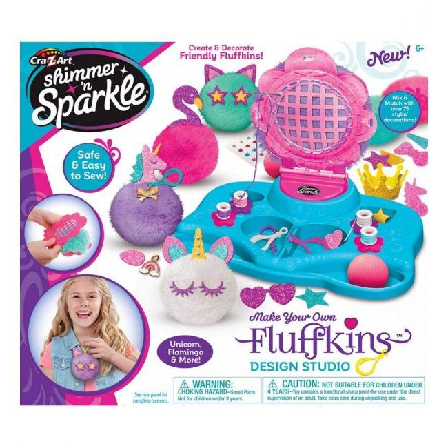 Shimmer N Sparkle - Fluffkins Design Studio