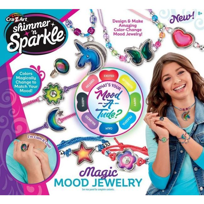 Shimmer N Sparkle - Magic Mood Jewery