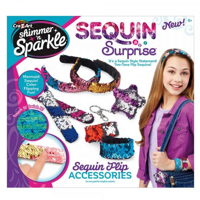 Shimmer N Sparkle - Sequin Flip Accessories