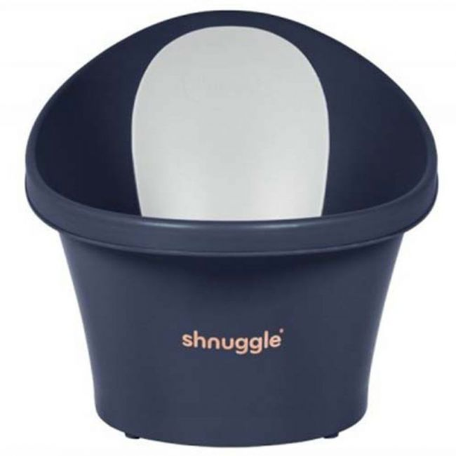 Shnuggle - Bath - Navy