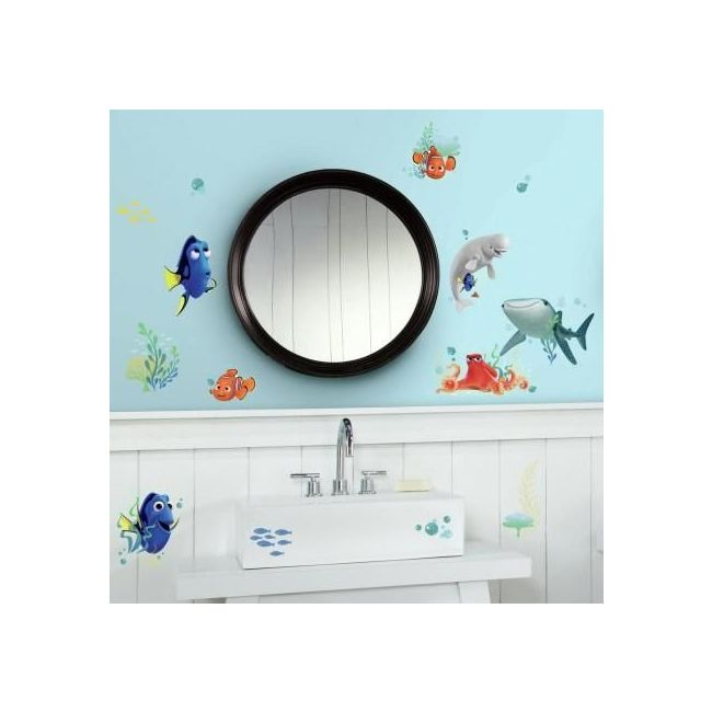 Room Mates Finding Nemo Wall Decals