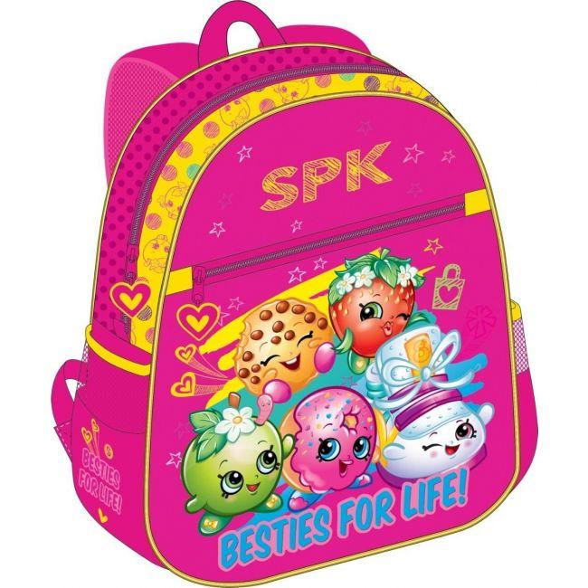 Disney Shopkins School Backpack 14 inch