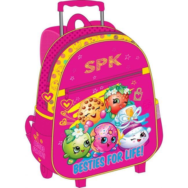 Disney Shopkins Trolley Bag 14 inch