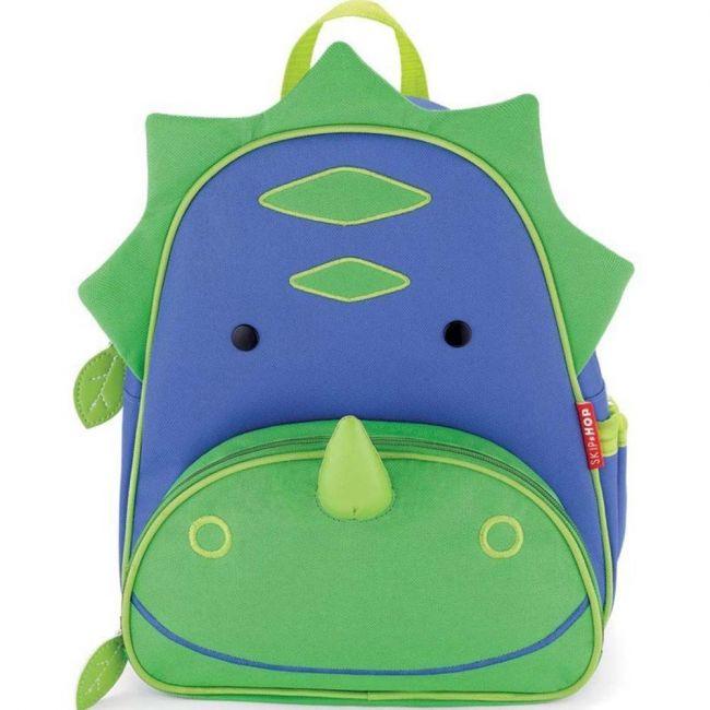 SkipHop Zoo School Backpack - Dinosaur