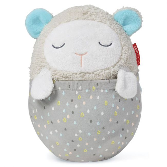 SkipHop Moonlight & Melodies Projection Soother - Lamb