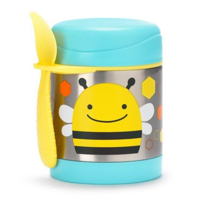 skiphop food jar bee