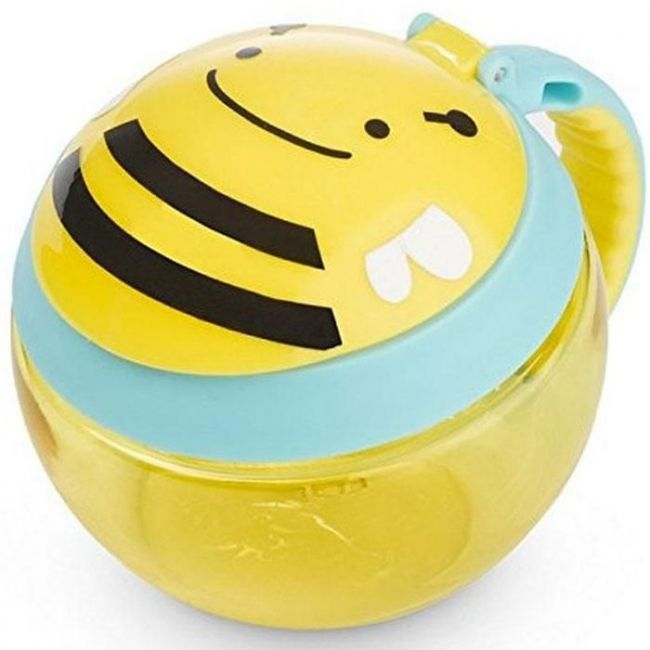 SkipHop Zoo Snack Cup - Bee