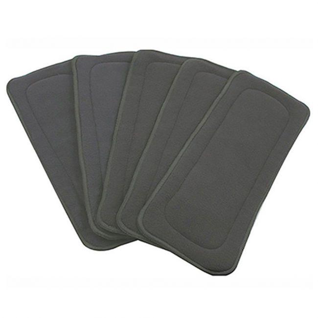 Happy Flute - Pack Of Insert For Cloth Diaper - 5 Pcs Per Set