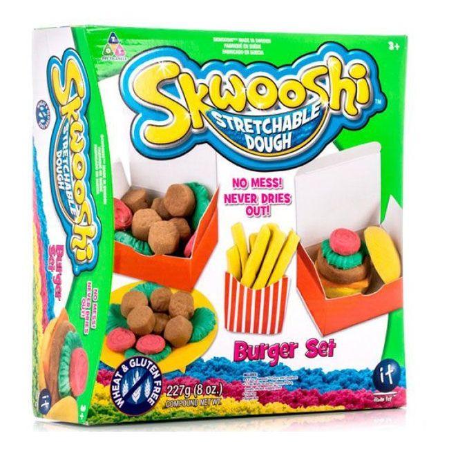 Skwooshi - Burger Set