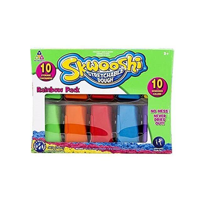Skwooshi - Rainbow 10 Pack