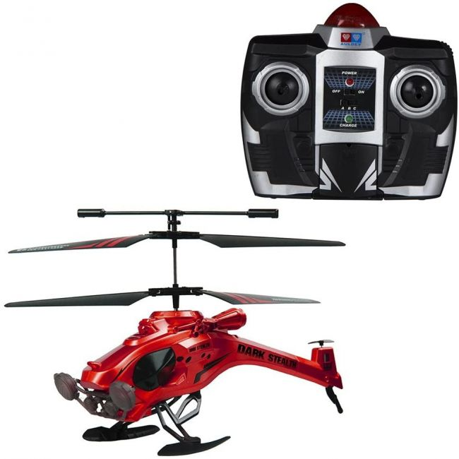 Sky Rover - Dark Stealth 22 Cm 3 Channels With Gyro