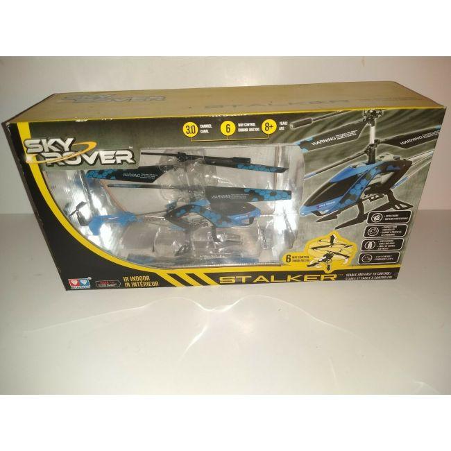 Sky Rover - Swift 30 Cm 3 Channel Blue