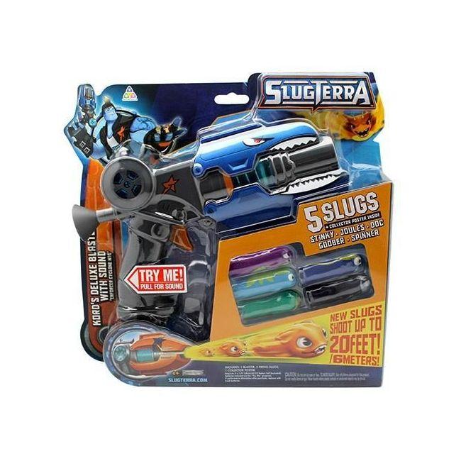 Slug Terra - Dlx Weapon With Sfx Kord S Weapon