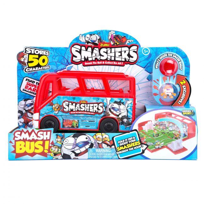 Smashers - Team Bus