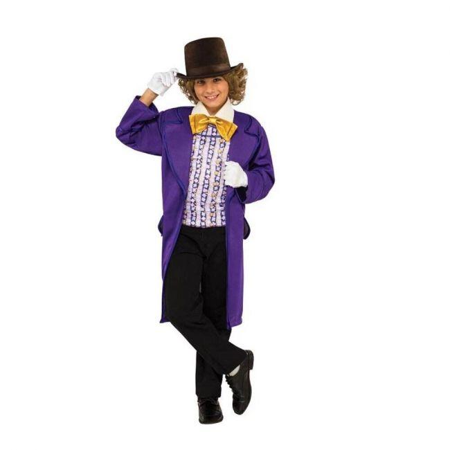 Smiffys - Willy Wonka Movie Costume