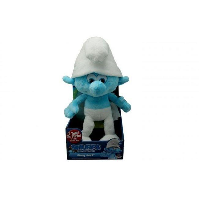 Smurfs - 14 Talking Feature Plush
