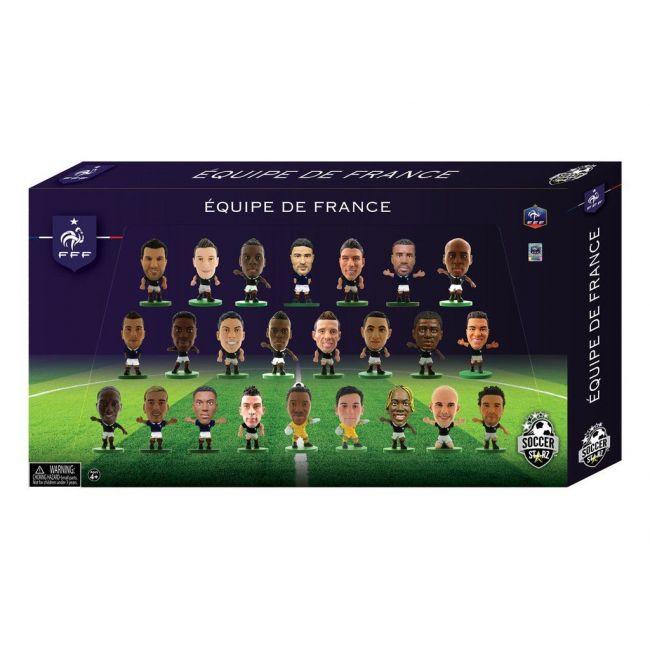 Soccer Starz - France 24 Player Team Pack
