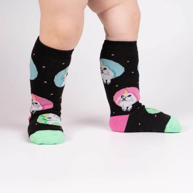 Sock It To Me - Toddler Knee: Hop To It